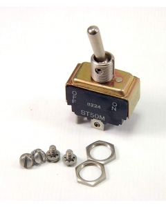 JBT - ST50M - Switch, toggle. Contacts: DPST.