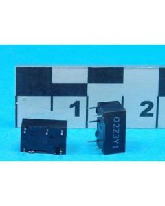 OMRON - G6E134PSTUS - 5VDC SPDT-2Amp New 5-Dip signal relay