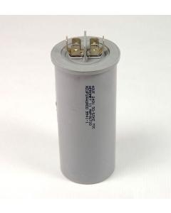 AEROMET - M23P2440M00 - Capacitor, oil-filled. 40uF 240VAC 50/60Hz.