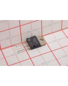 Texas Instruments - TIP33 - Transistor, NPN. P/N: TIP33.