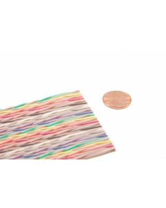 Amphenol SPECTRA-STRIP - 455-248-50 / 843 132 2801 050 - Twisted Pair 'N'Flat Cable, 28-50C. Package of 100 feet.