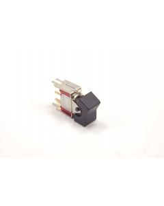 C & K Components - 7101J1V3BE - Switch, rocker. SPDT 5Amp 120VAC.