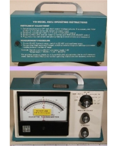 YSI - 45CU - Cuvette thermometer.