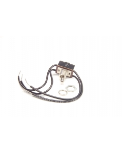 Cutler-Hammer / Eaton - 8371K7 - Switch, toggle. DPST 6A 125V.