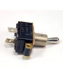 Cutler-Hammer / Eaton - 8372K7 - 8372K107 - Switch, toggle. DPST 6Amp 125VAC.