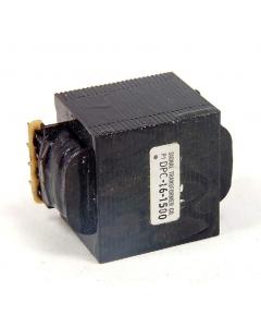 Signal Transformers - DPC16-1500 - Dual 8V @ 1.5Amp PC mount 16VCT