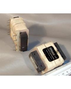 Signal Transformers - MPL-12-1296A - Transformer. Dual 13V primaries, 24VA triple secondaries.