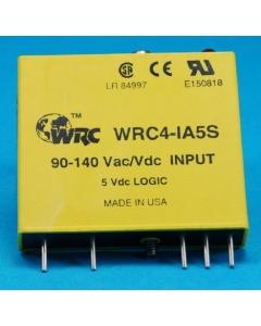 WRC/Western Reserve Controls - WRC4-IA5S - Relay, I/O SSR. Logic: 5VDC.