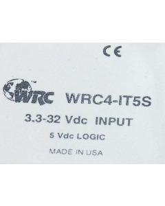 WRC/Western Reserve Controls - WRC4-IT5S - MODULE