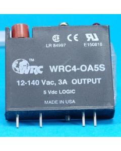WRC/Western Reserve Controls - WRC4-OA5S - 5V Logic MODULE 12-140VAC 3Amp OUT