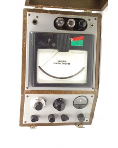 MARION ELECTRIC - M2 - Test Equipment. Meter Tester.