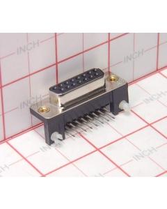 TYCO/T&B - H5R15RA29CP - CONNECTOR D15F pc-mt R-angle