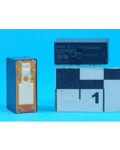 Potter & Brumfield - RTD34005F - Relay, 5VDC SPST-N.O-16Amp.