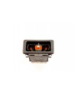 Cutler-Hammer - A03A5M - Switch, rocker type. Base only, no actuator.