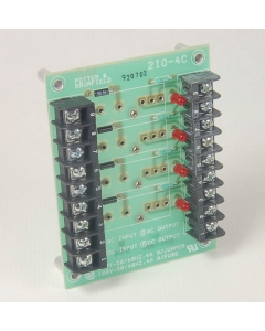 TYCO Potter & Brumfield  - 2IO-4C - Mounting boards for 4 - Input/Output