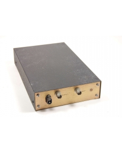 Pelco Sales Inc - EA2010 - Video. Post equalizing video amplifier.