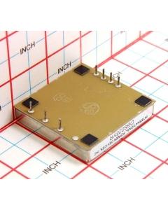 International Power Devices - OBS025YR - DC/DC Converter. Single output 9V 25 watt.