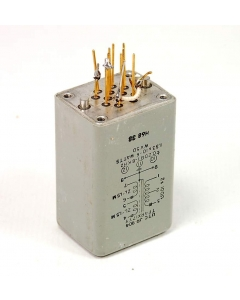 UTC - JR-904 - Transformer, audio. 100 Ohm CT to Dual 1.5Meg.