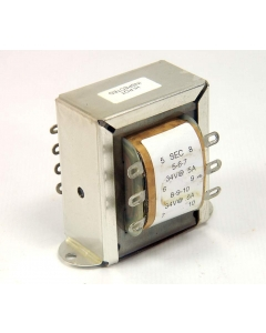 HOBART TRANSFORMERS - PD-6805A - Transformer. 68VCT 500mA or 34V 1A.