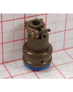 MATRIX SCIENCE - MS27467T15B97P - Connector, circular. Type: MS 12 pos male.