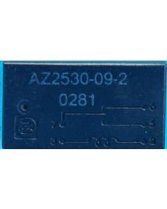 American Zettler - AZ2530-09-2 - Relay, DC. SPDT 2Amp 12VDC.