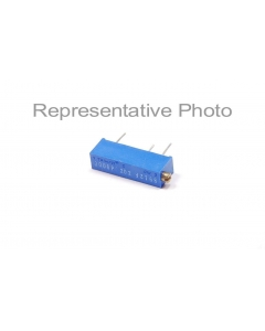 BOURNS - 3006P1-203 - Resistor, trimming. 20K Ohm