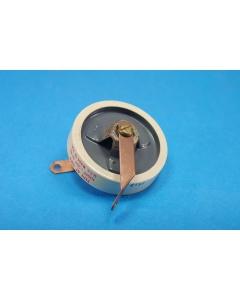 UTC - TYPE 57 10KV - Capacitor, ceramic. 100pF 10KV.