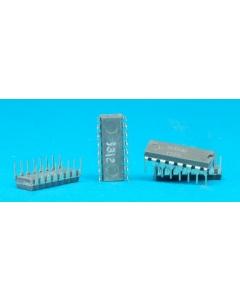 TELEDYNE - 312CJ - Dual JK Flip Flop or set reset FF. New dip tubed.