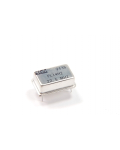 CONNOR-WINFIELD - PL14H2/2.5MHZ - Crystal oscillators. 22.25MHZ.