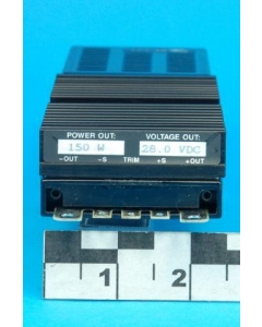VICOR - VI-LFL-IV - Power Supply. Switcher 28VDC 5.4A 150 watt.