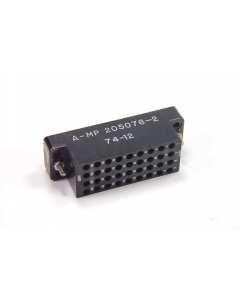 TE Connectivity AMP INC - 205076-2 - Connector, Rectangular 36 Position Female.