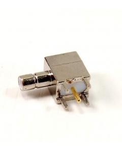 JOHNSON COMPONENTS - 131-1701-376 - SMB RT ANGLE RECEPT 50-Ohm