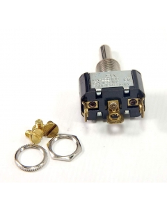 Carlingswitch - 6FC54-73XG - Switch, toggle. Contacts: SPDT.