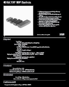 3M TEXTOOL -  05113876543 - 264-5200-00-3303 - NEW ZIF 64-PIN IC SOCKETS