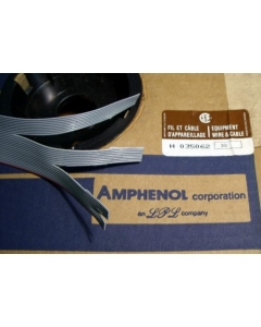 AMPHENOL/SPECTRA-STRIP - 191-2801-126 - Cable, ribbon. 26-26C. Package of 10 feet.