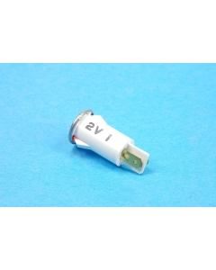 JEMCO - 47-0104 - Panel indicator 2V 1/3 watt.