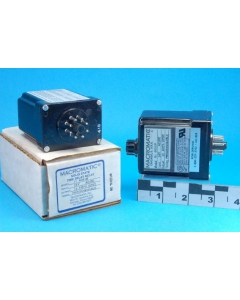 MACROMATIC - SS60528 - Relay, time delay. Programmable TDR 24VDC.