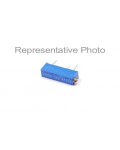 BOURNS - 3006P1-102 - Resistor, trimming. 1K Ohm