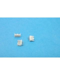 AMP INC - 173981-4 - Connector, header. 4 Pin M PCB.