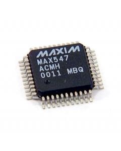 MAXIM - MAX547ACMH - IC, D/A converter. Octal, 13 Bit . SMD.