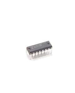 MITSUBISHI - M5K4164ANP-15 - IC, memory. 65,536 word x 1 Bit DRAM. New.