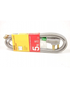 WOODS - 0975 - 3 Conductor, Extra Heavy Duty Dryer Cord, 10AWG,  30Amp