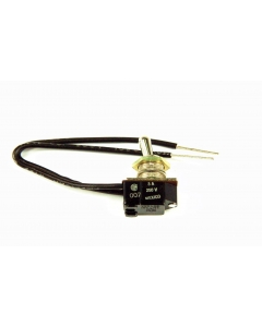 CUTLER-HAMMER - 8290K116 - Switch, toggle. SPST 3Amp 250VAC.