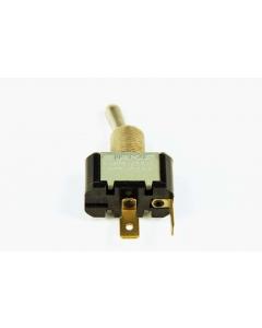 CUTLER-HAMMER - 7580K8 - Switch, toggle. SPST 6Amp 125VAC.
