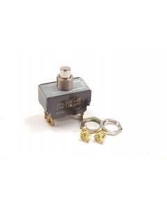 Cutler-Hammer / Eaton  - 8448K2 - Switch, P/B. DPST NO Mom 15Amp 125VAC.
