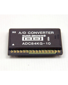 Burr Brown - ADC84KG-10 - IC. A/D Converter. 32 CDIP, Removed from New Boards.