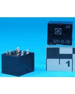 American Zettler - AZ11-1C-12D - Relay, DC. SPDT 30Amp 12VDC.