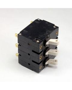 Potter & Brumfield - W69X2Q1-2-30 - Circuit breakers. 3P 30Amp 277VAC 50/60Hz.