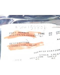 AMPHENOL AERO SPACE - D38999/26JD35SC - TRI-START CONN W/PINS AND TOOL