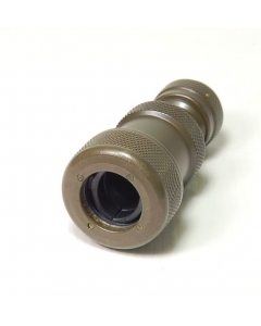 GLENAIR - 407FS021NF1204-24-3 - Connector, circular. End bell only.